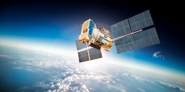 Satellitnavigering styr viktiga samhällsfunktioner