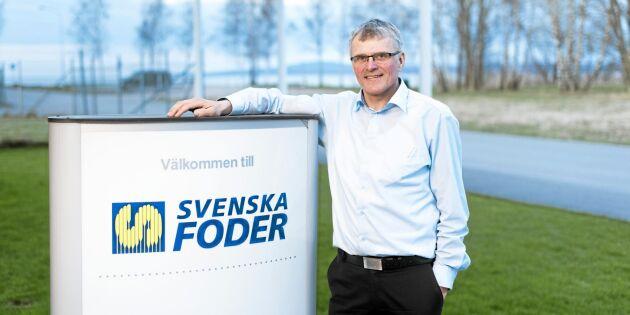 Svenska Foder håller ställningarna