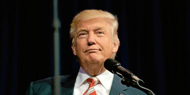 Trump hotar EU med antibiotikakrig