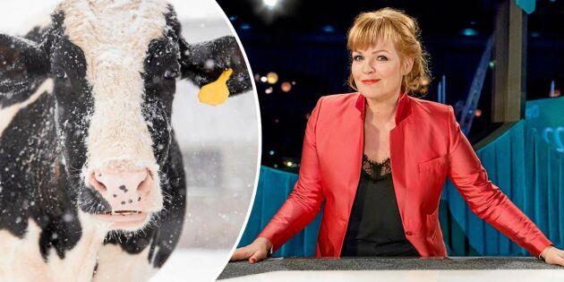 Hotet mot bönderna fick SVT att ställa in debatt