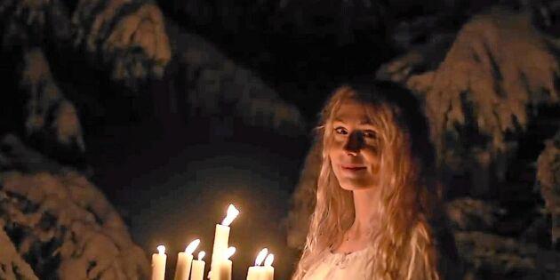 Mysfilm: Jonna Jinton hela världens Lucia