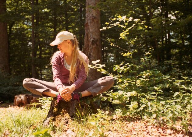 Effektiva hälsokuren: Gå ut i naturen och gör ingenting