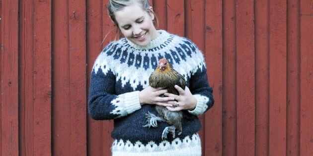 Johanna i Kulla - nu flyttar bloggaren Johanna till Land