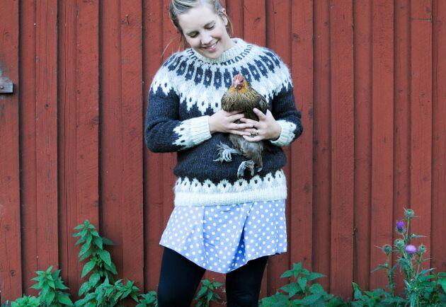 Johanna i Kulla, ny blogg på Land.se.