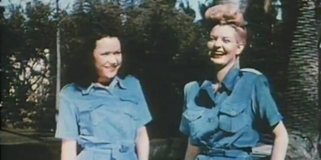 Retroreklam: se 40-talets smarta mode