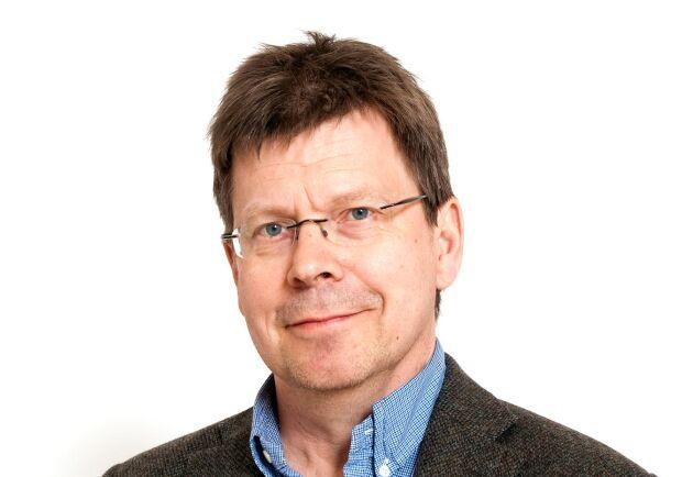 Tomas Lundmark, professor vid institutionen för skogsskötsel vid SLU.