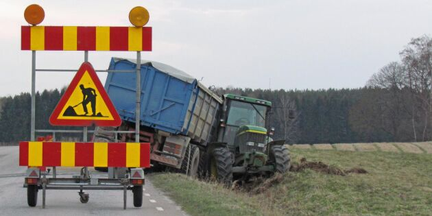 Råkordfå dödsolyckor i lantbruket