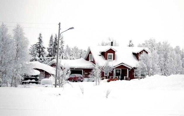 Familjens hus och center för taxi-, entreprenad- och transporföretaget.
