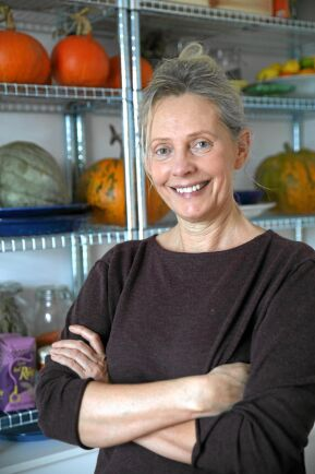 Lands matskribent Katarina Ekeström.