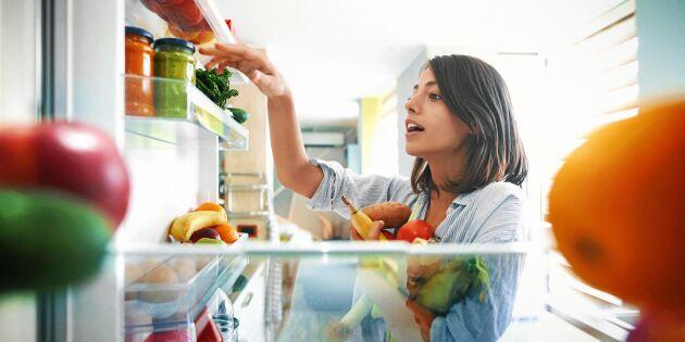 12 livsmedel du inte ska förvara i kylskåpet