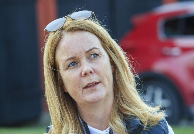Landsbygdsminister Jennie Nilsson (S) anser att åtgärderna inom landsbygdsprogrammet stärker svenskt lantbruks konkurrenskraft.