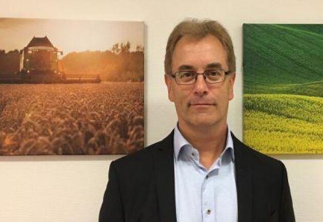 Per-Arne Gustavsson, vd för BM Agri.