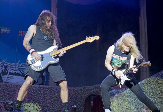I fjoj var Iron Maiden ett av dragplåstren på Sweden Rock. I år kommer bland annat Rainbow, ZZ Top och Hammerfall att medverka på festivalen som är mellan den 5 och 8 juni.