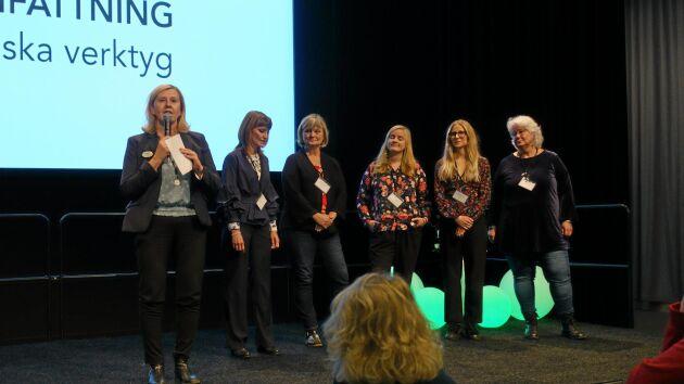 Konferensen var ett samarbete mellan Länsstyrelsen, Skogsstyrelsen, SLU, Region Västerbotten, Nolia och skogsföretag.