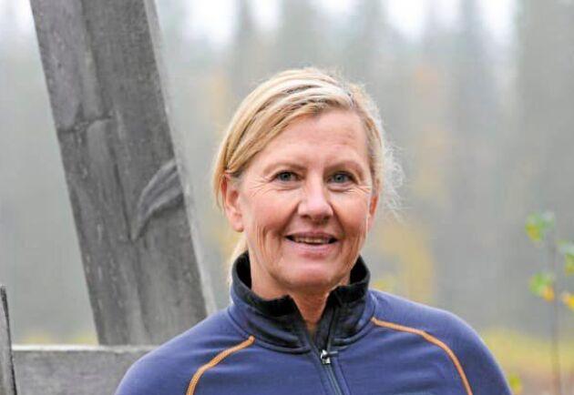 – Nästan oavsett bransch är rekrytering den största utmaningen, och då gäller det för skogsbruket att visa på bredden och att vi jobbar aktivt med frågor som miljö och jämställdhet, säger Kristin Olsson.