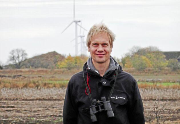 Anders Grönvall.