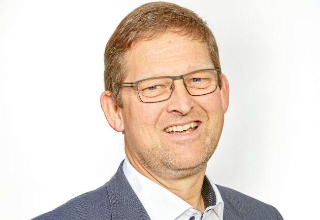 Jan Toft Nørgaard, ordförande Arla.