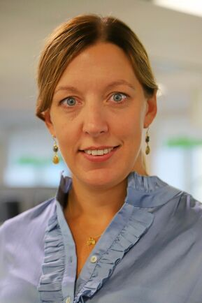 Maria Norén, marknadschef Utsäde Lantmännen.