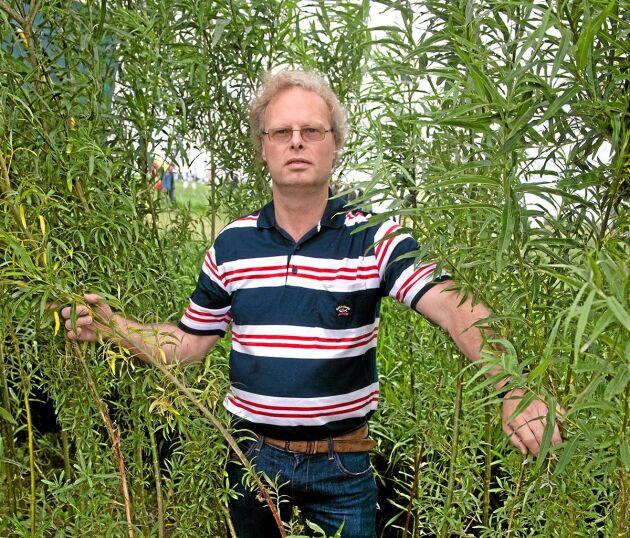 Håkan Rosenqvist har gjort kalkylerna på uppdrag av Jordbruksverket.