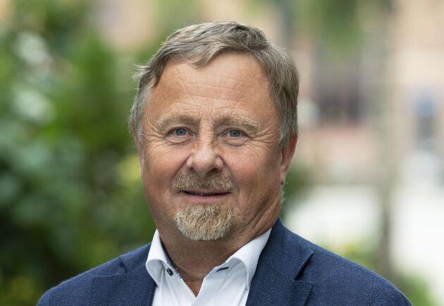 Enligt Torgny Hardselius finns inte tillräckligt med råvara för att driva Östavall vidare på ett lönsamt sätt, och det var också skälet till nedläggningsbeslutet för ett år sedan.