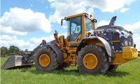 Lastmaskin för lantbrukets behov