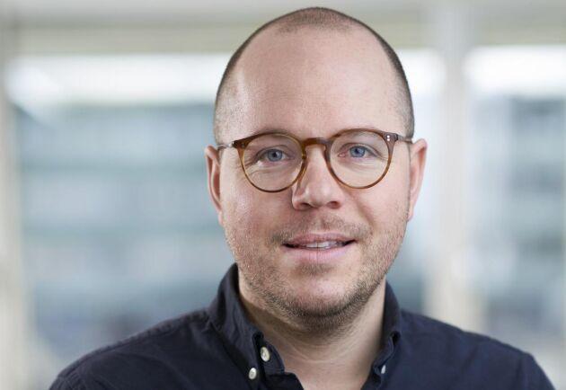 Dr Christian H. Koch, Ekonomihögskolan Lunds universitet.