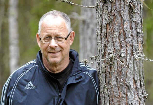 Lars Lagerbäck (bilden) och Jonas Wahlström, AB Hvalfisken, hör till de skogsägare som i en skrivelse uppmanar Norra Skog att anta budet från Fiskarheden/Profura.
