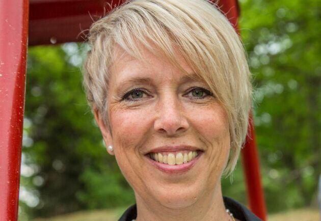 Helena Jonsson tar steget in i politiken.