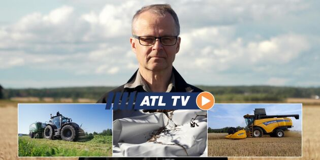 ATL TV: New Holland satsar på kombiteknik