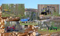 Stora prisskillnader för att laga skogsmaskiner