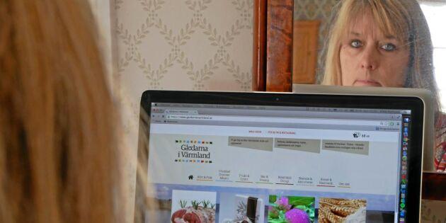 E-handel ger gårdarna ett lyft