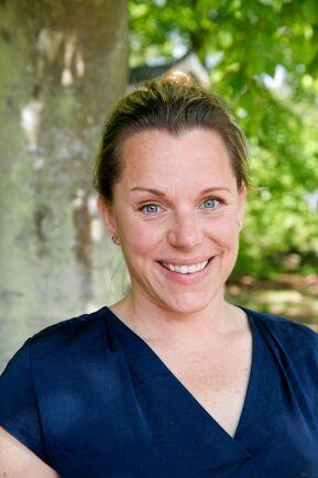 Jenny Grönlund driver Tredenborgs Camping i Sölvesborg.