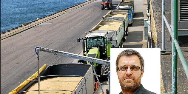 Spannmålen är svenska räddningen