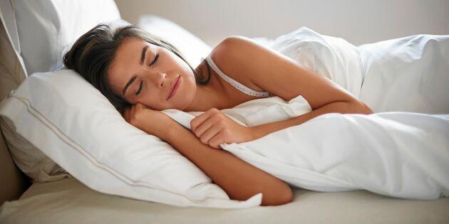 Därför kan tyngdtäcket hjälpa dig sova bättre