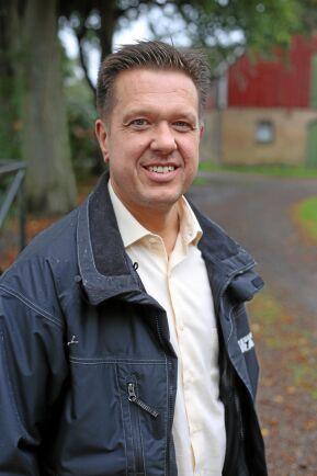 Diedrik Fälth, solcellsexpert på Öresundskraft.
