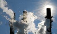 EU sätter nya tak för utsläpp