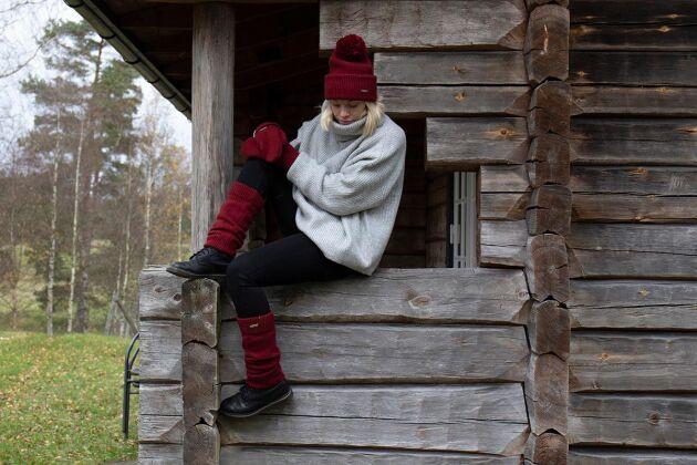 För dig som vill ha en lite mer rejäl mössa är Karin ett perfekt val, en stilren modell med lite volym.