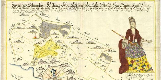 Hitta historiska kartor över din mark gratis – på Lantmäteriet