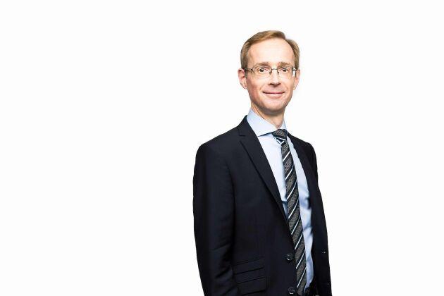 Robert Bergkvist, chefekonom på SEB.