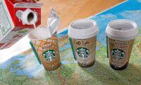 Arla kniper Starbucksaffär i Storbritannien
