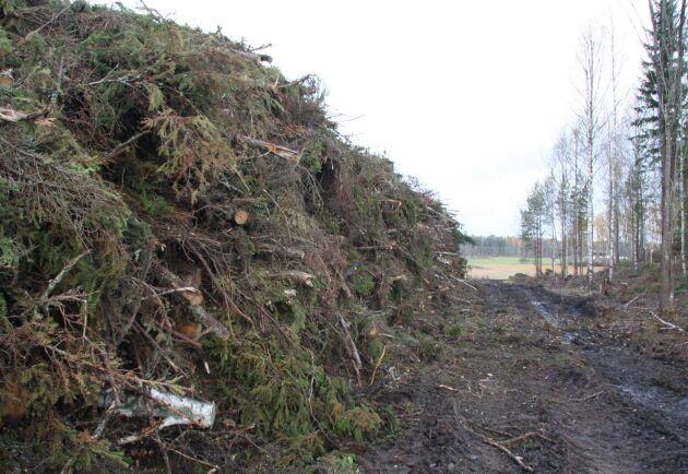 Kolet ersätts med i första hand med returträ, men även med skogsbränsle.