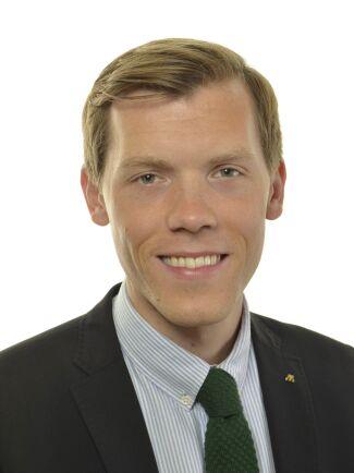 Johan Hultberg (M).