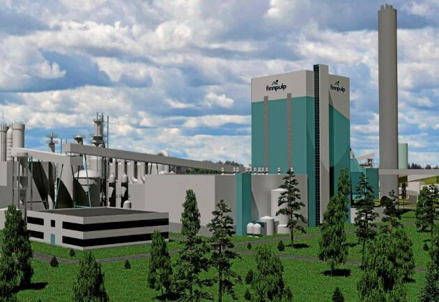 Enligt Finnpulp skulle utsläppen till vatten från det planerade bruket i Kuopio, Finland, vara 40 procent lägre per ton än från andra moderna finska massabruk.