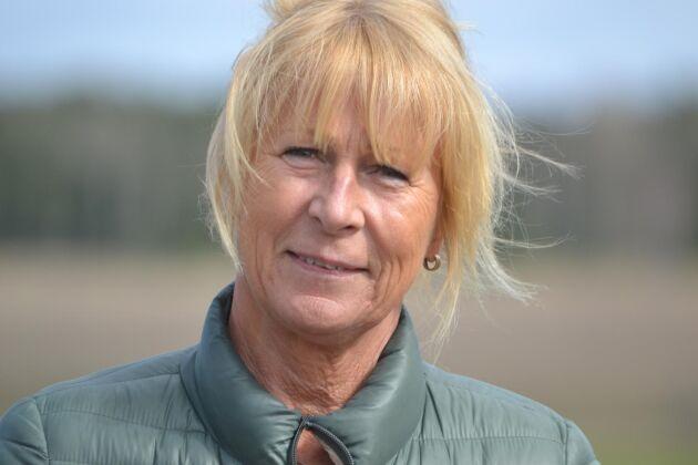 Margareta Åberg är LRFs grisexpert och verksamhetsledare för Sveriges Grisföretagare.