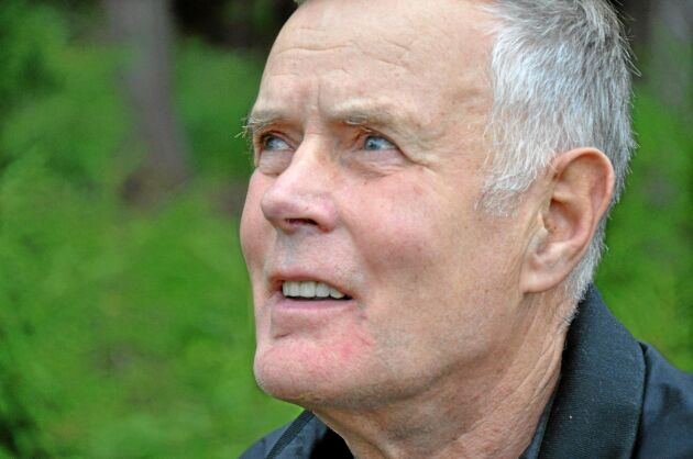 Rolf Olsson, skogsägare