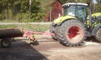 Tvingades till dyr sanering efter dieselstölden
