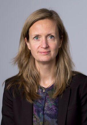 Åsa Webber, Sveriges EU-ambassadör.