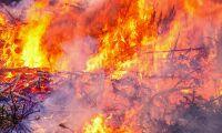 Lägger ned utredning av storbrand