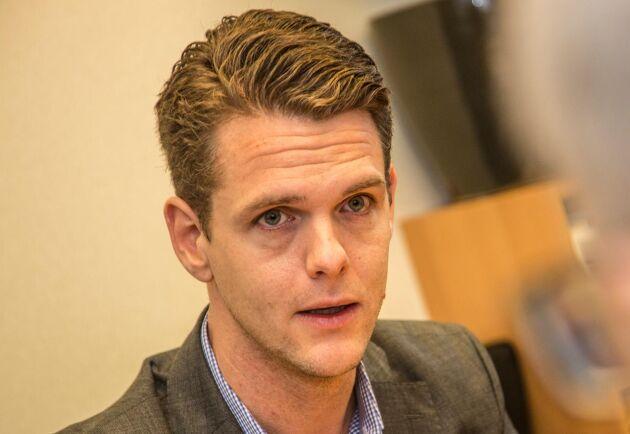 Christoffer Fjellner, M