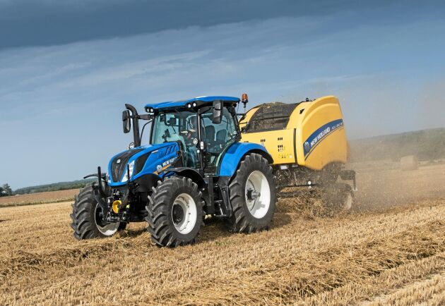 New Holland T6.175 DC.